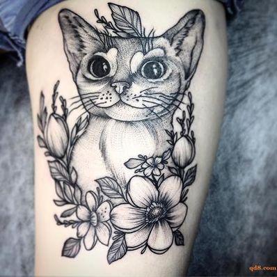 有没有什么适合纹身的话 纹身纹一句话的有什么好的设计吗