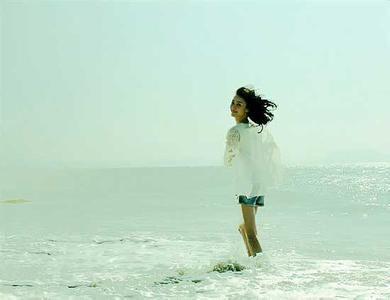 海边吹风唯美句子 海边渡假结束的唯美句子