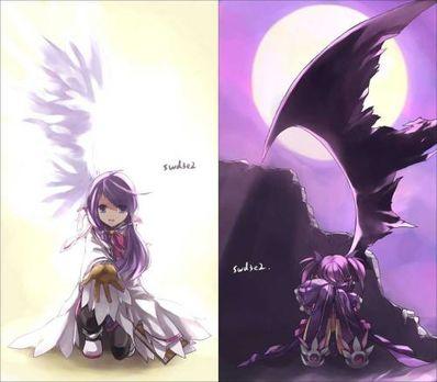 天使和恶魔的伤感句子 关于恶魔天使唯美句子有哪些?