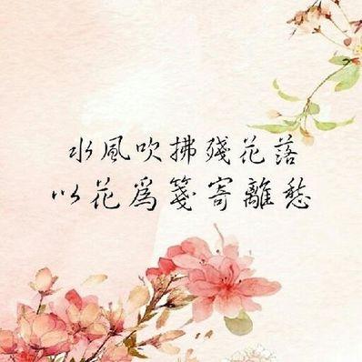 唯美的古风句子 唯美的古风句子、、要绝对经典的那种、