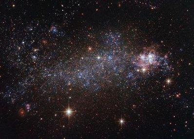 描写宇宙星河的句子
