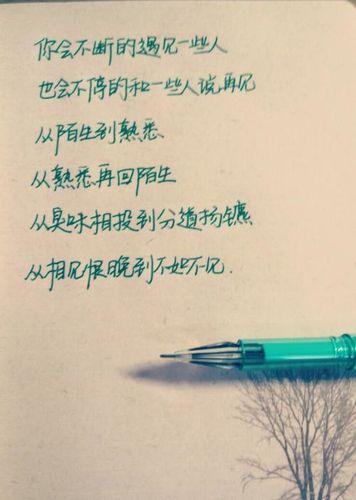 文艺句子app
