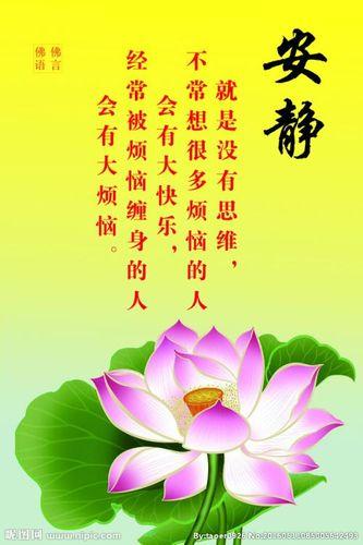 108颗佛语经典语录 佛语人生经典语句
