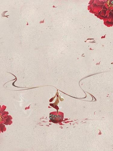 古风红裙句子 描写古风女子红衣霸气句子有哪些?